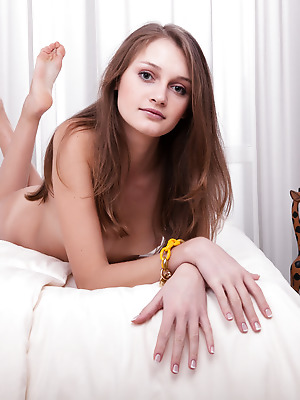 Showy Beauty  Patricia  Skinny, Naughty, Cute, Angel, Brunettes, Babes