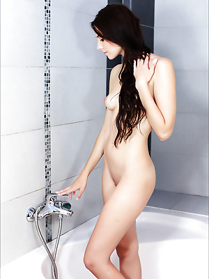 MPL Studios  Vanessa A  Erotic, Softcore, Bath, Shower